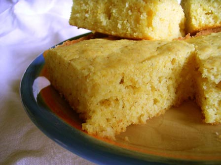 Nevada Corn Cake | Recipe Corner
