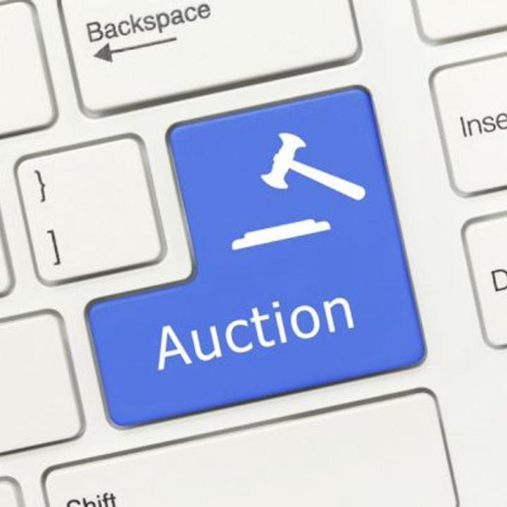 How Do Online Real Estate Auctions Work?