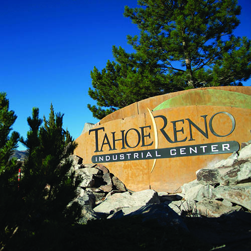 An Industrial Paradise in Nevada | Tahoe Reno Industrial Center (TRIC)